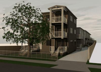 Great South Road Housing Development