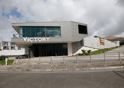 Victory Christian Church Carpark